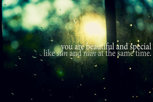 beauty,love,words,beautiful,rain,special-